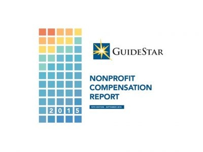 The 2015 GuideStar Nonprofit Compensation Report