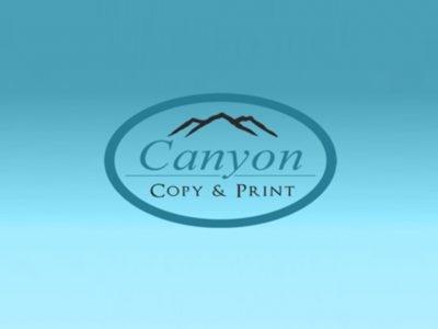 Canyon Copy & Print