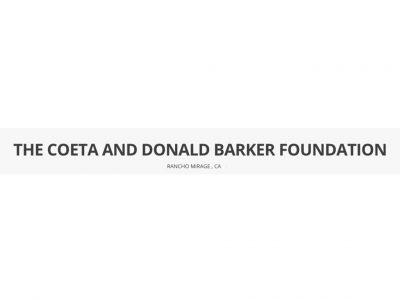 Coeta and Donald Barker Foundation