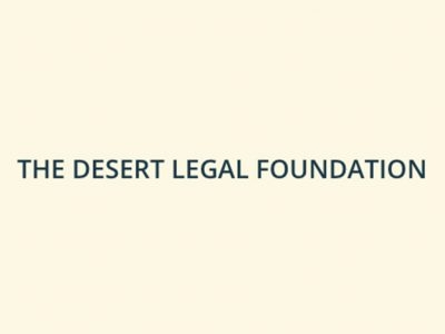 Desert Legal Foundation