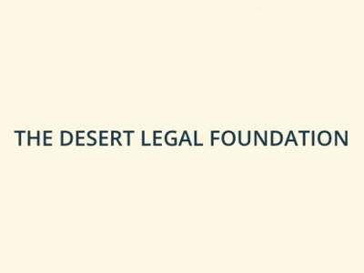 Desert Legal Foundation