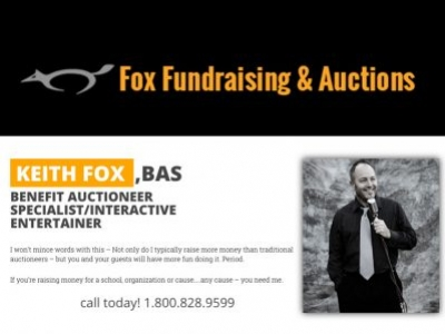 Fox Fundraising & Auctions