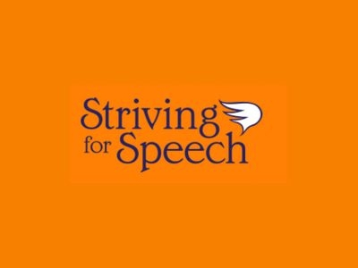 Striving for Speech