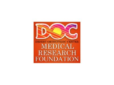 Desert Orthopedic Center Medical Research Foundation