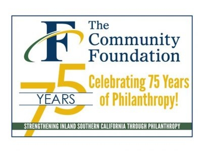 The Community Foundation Celebrating 75 Years of Philanthropy