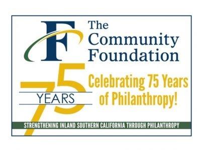 The Community Foundation Celebrating 75 Years of Philanthropy