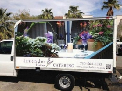 Lavender Bistro Catering
