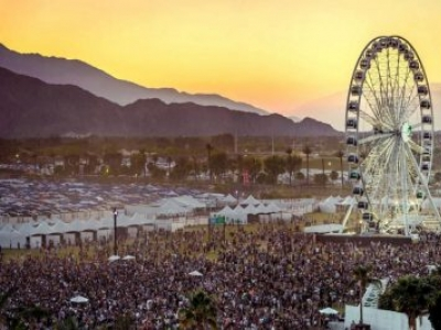 Coachella Music Festival (Weekend 2)